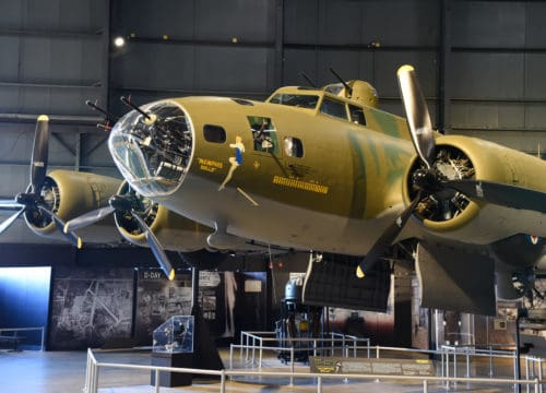 The Aviation Restoration of the Memphis Belle